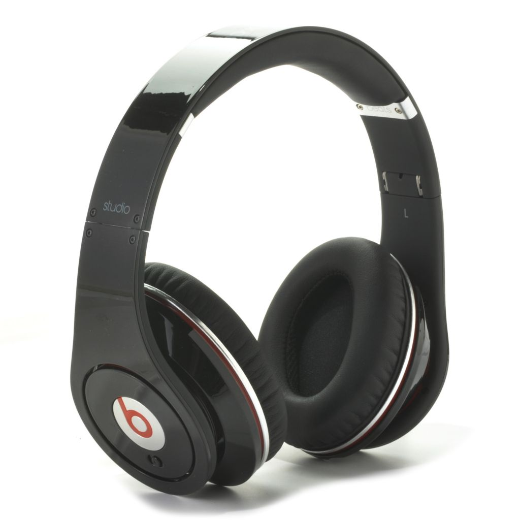 441-747 - Beats Studio™ HD Over-the-Ear Headphones w/ RemoteTalk™ & Carrying Case