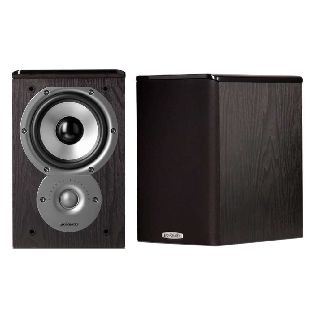 441-772 - Polk Tsi100 Pair of Bookshelf Speakers