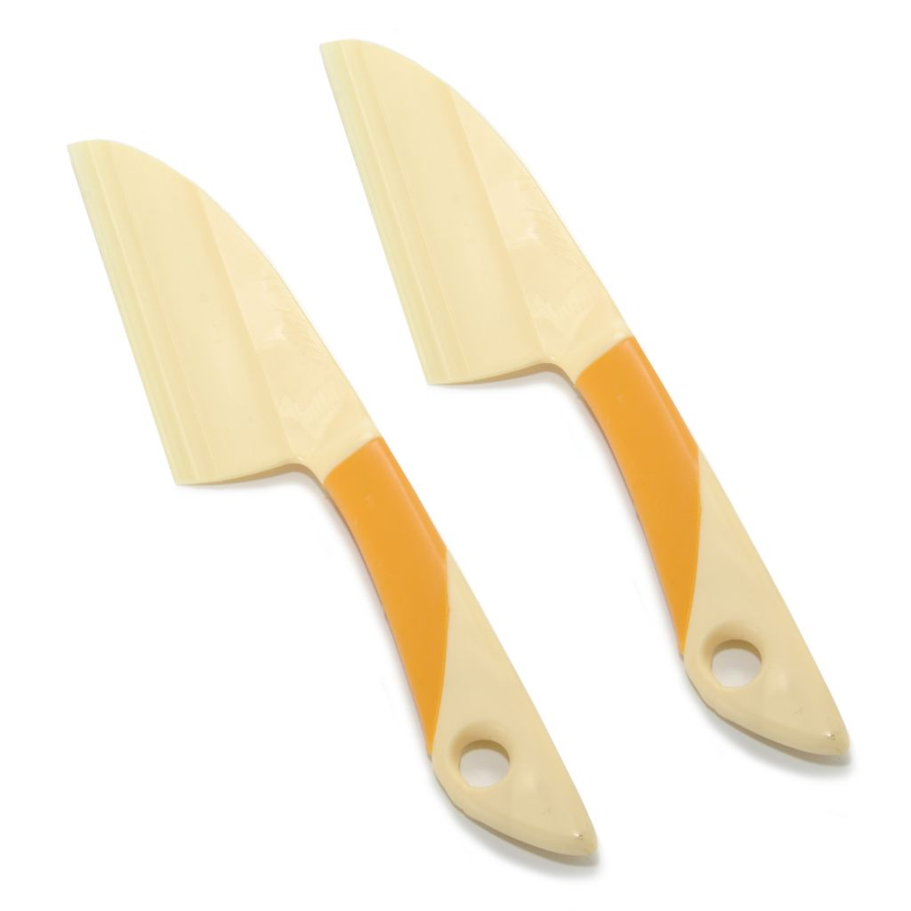441-786 - Norpro Set of Two Grip-EZ™ Cheese Knives