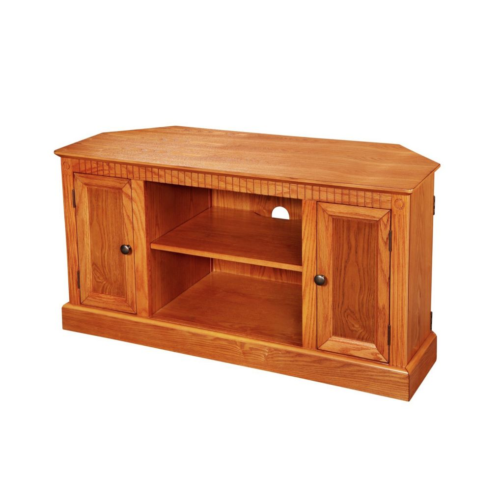 "441-789 - Simple Connect™ 42"" Corner TV Stand"