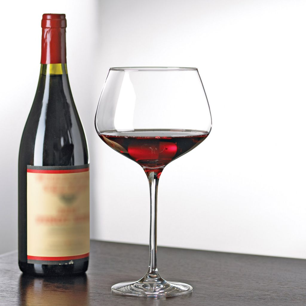 441-863 - Wine Enthusiast Fusion Infinity Wine Glasses (Set of Four)