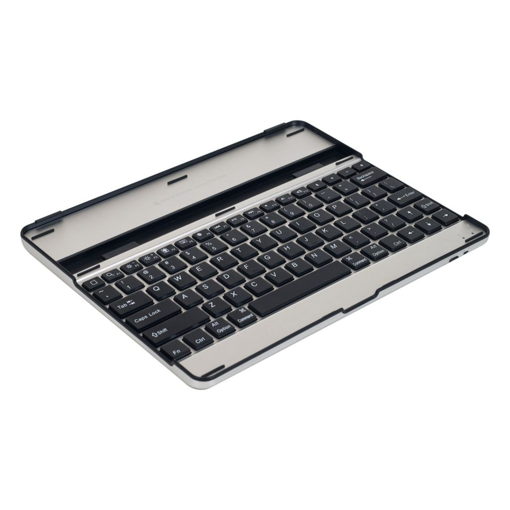 441-880 - Northwest Aluminum Alloy Bluetooth Keyboard for iPad 2, 3, 4