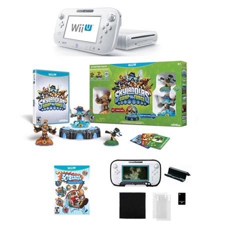 441-890 - Wii-U Skylanders System with Family Party & Accessory Kit