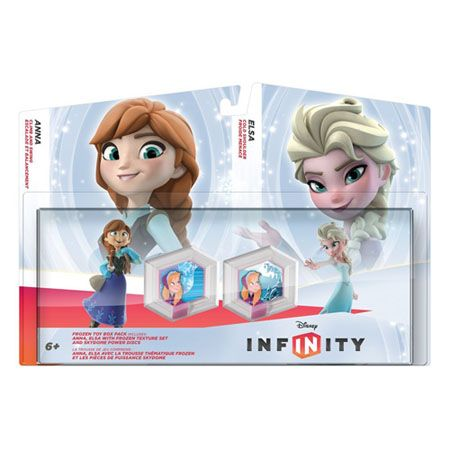 441-921 - Disney INFINITY Frozen Toy Box Pack