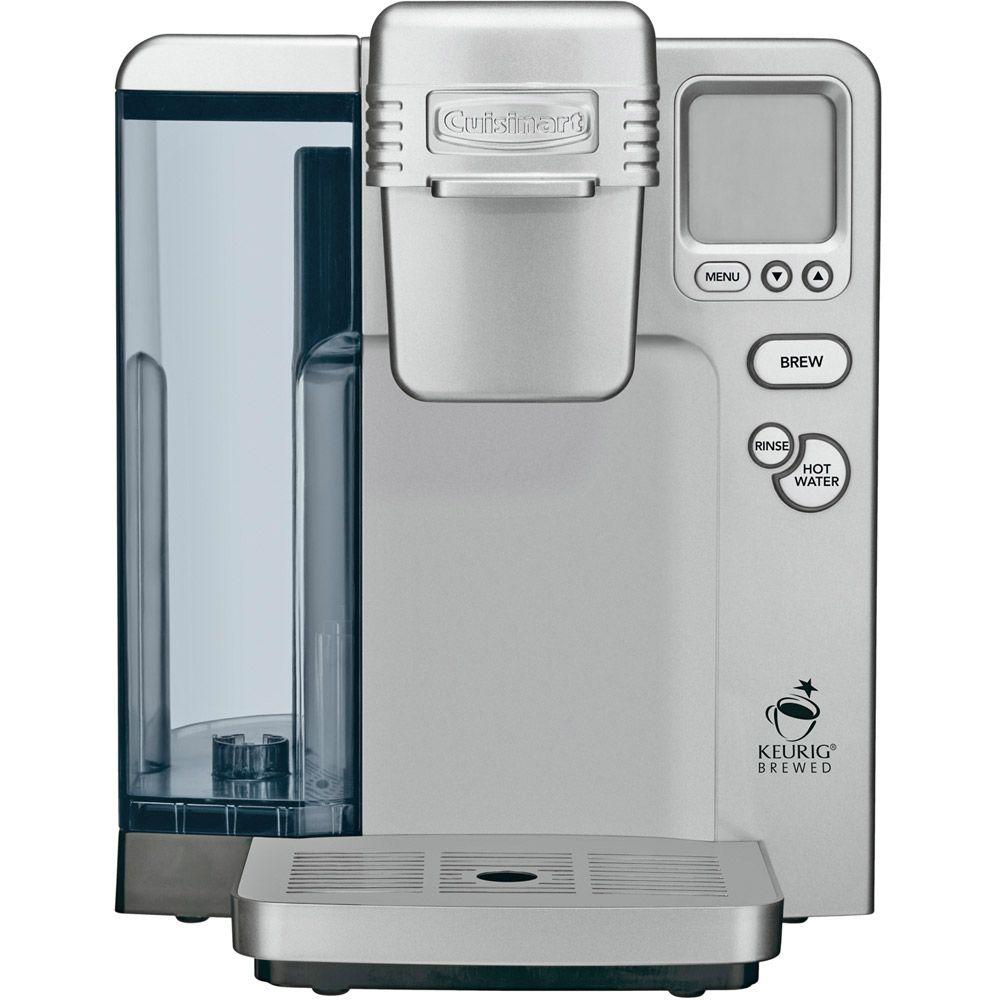 441-946 - Cuisinart® Stainless Steel Keurig K-Cup Single-Serve Brewing System
