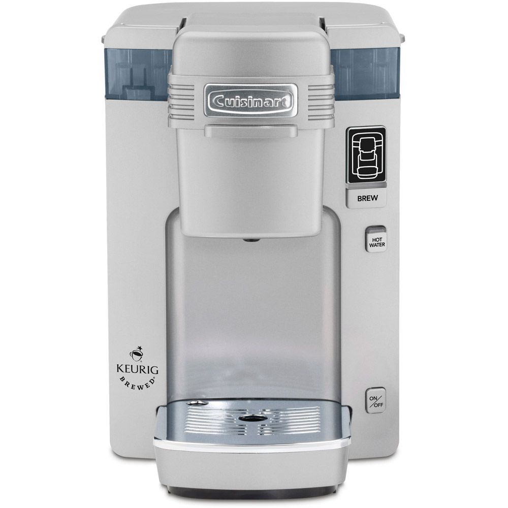 441-948 - Cuisinart Stainless Steel Keurig Compact Single-Serve Brewing System