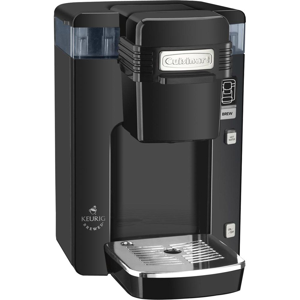 441-949 - Cuisinart Black Single-Serve Keurig Compact Brewing System