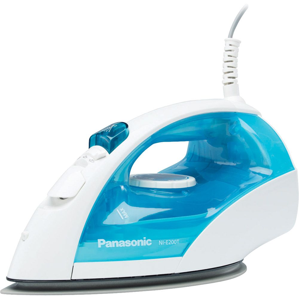 441-959 - Panasonic 1200-Watt Steam Iron with Flat Soleplate