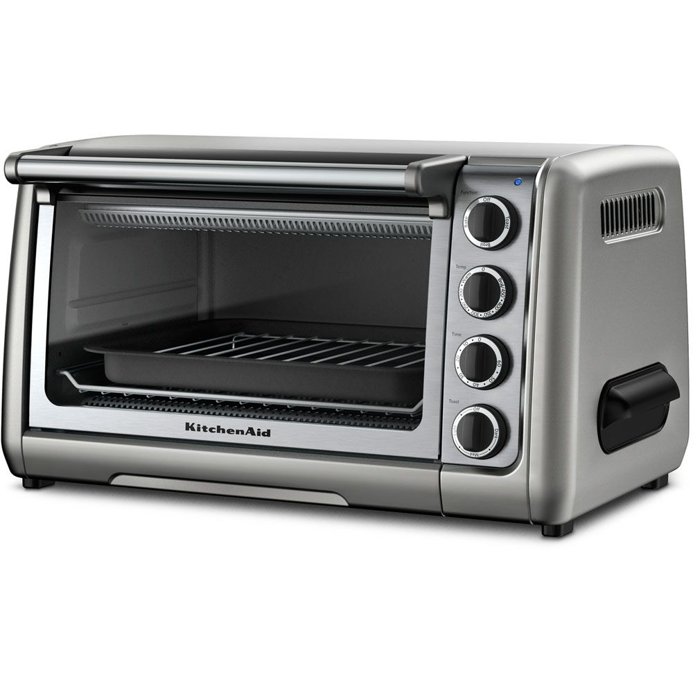 "441-984 - KitchenAid 10"" Countertop Toaster Oven"