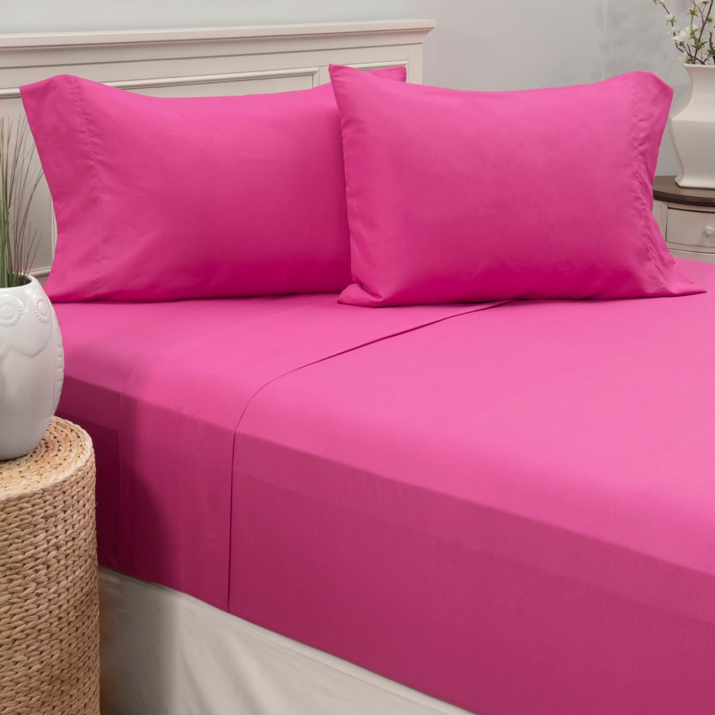 442-002 - Cozelle® Microfiber Four-Piece Sheet Set