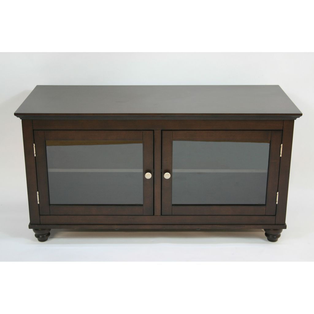 "442-045 - Simple Connect™ Middleton 48"" TV Stand - Mocha Finish"