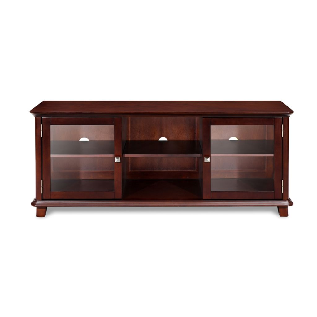 "442-050 - Simple Connect™ Essex 60"" TV Stand - Mocha Finish"