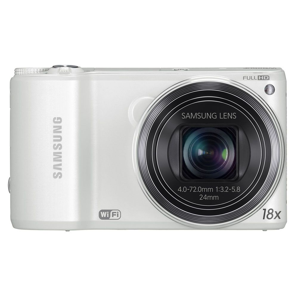 442-063 - Samsung 14.2MP Digital SMART Camera w/ Built-in Wi-Fi