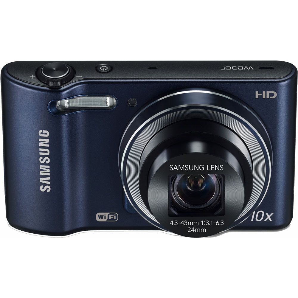 442-064 - Samsung 16.2MP Digital SMART Camera w/ Built-in Wi-Fi