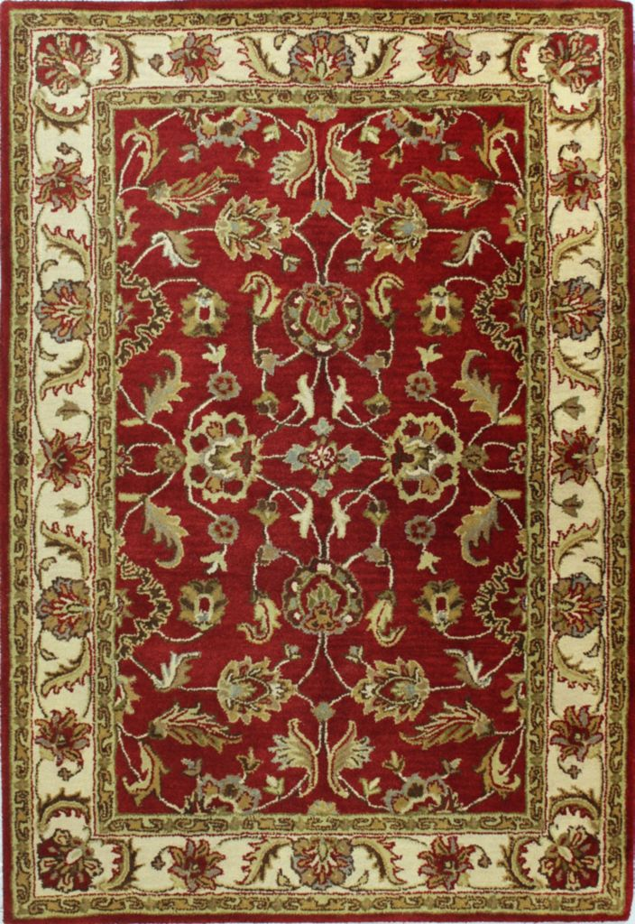 442-102 - Bashian Rugs Punjab Collection Morris Wool Pile Hand-Tufted Rug