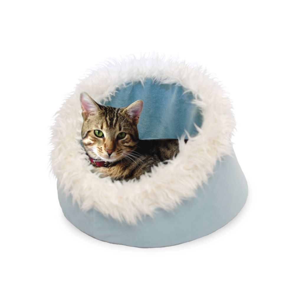 442-163 - PAW™ Feline Cat Comfort Cavern Pet Bed