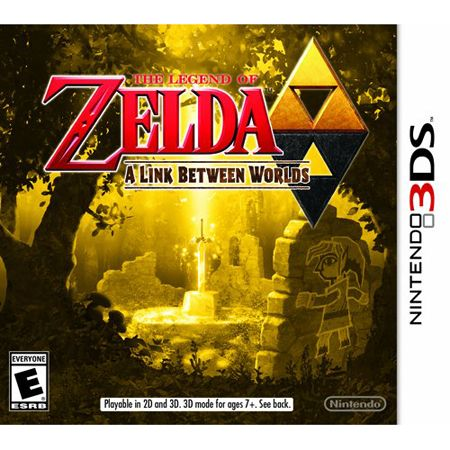 442-171 - Legend of Zelda: Link Between Worlds 3DS Game