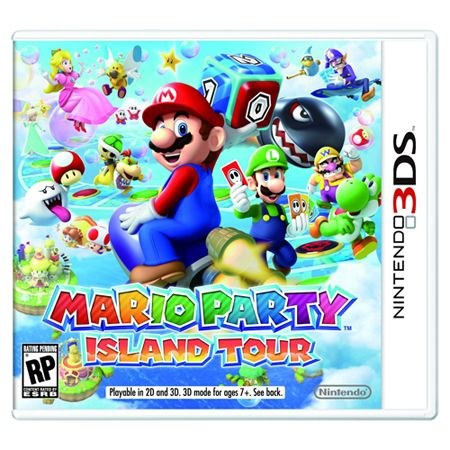 442-173 - Mario Party: Island Tour Nintendo 3DS Video Game