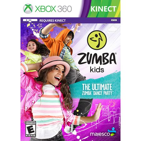 442-179 - Zumba Kids Video Game