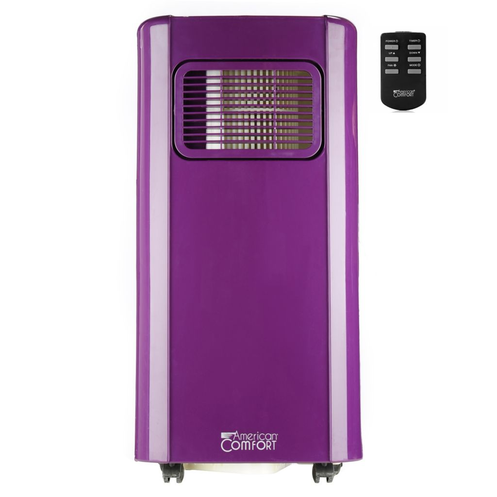 442-183 - American Comfort® 9,000BTU 3-in-1 Portable Air Conditioner, Fan & Dehumidifier w/ Remote Control
