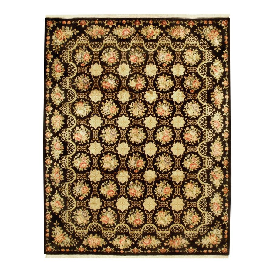 442-188 - Woven Heirlooms Cambridge Night Hand-Made Rug