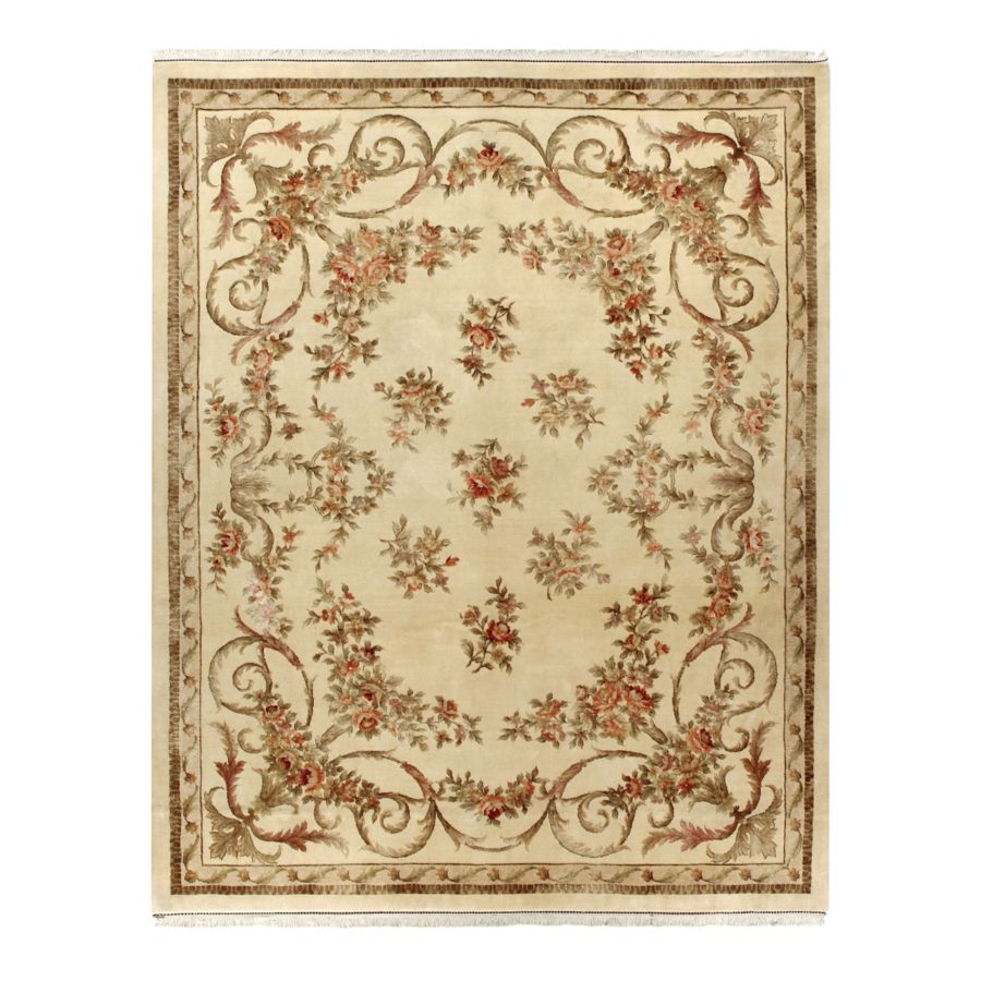 442-190 - Woven Heirlooms Shenandoah Tusk Hand-Made Rug