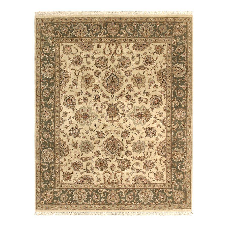 442-191 - Woven Heirlooms Agra Cream Hand-Made Rug