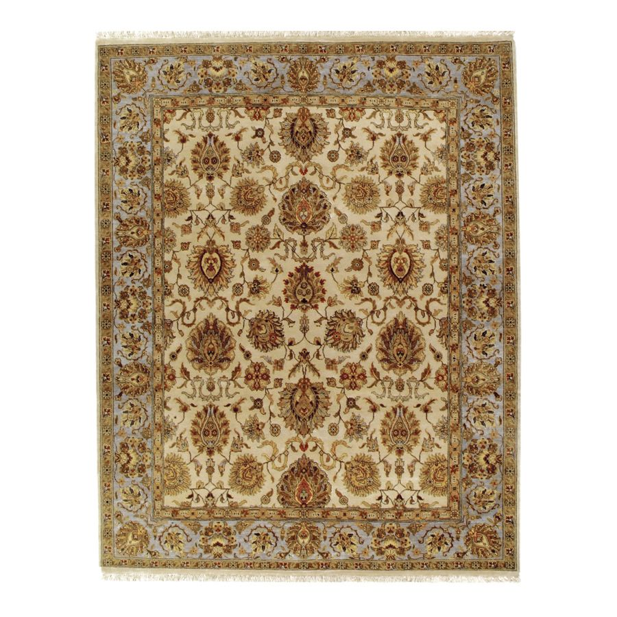 442-194 - Woven Heirlooms Sultanabad Ivory Hand-Made Rug