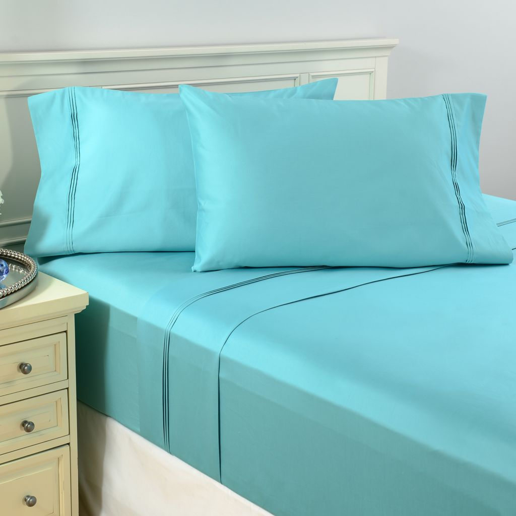 442-219 - North Shore Linens™ 950TC 100% Egyptian Cotton SureSoft® Pillowcase Pair