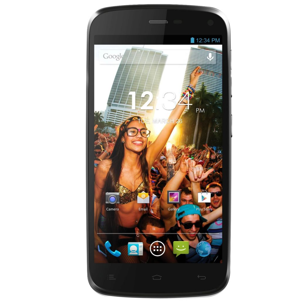 442-272 - Unlocked Blu Life Play L100a 4GB Smartphone