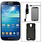 442-281 - Samsung Galaxy S4 4G LTE Smartphone w/ Accessories & T-Mobile No Annual Service Contract