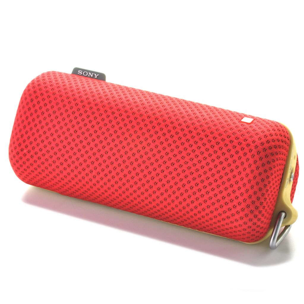 442-282 - Sony® One-Touch Bluetooth® Splash-Proof Indoor/Outdoor Portable Speaker