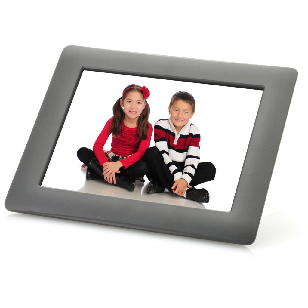 "442-316 - Aluratek 8"" Digital Photo Frame"