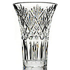 "442-381 - Waterford® Crystal Cassidy Wedge Cut Choice of 10"" Bowl or 10"" Vase"