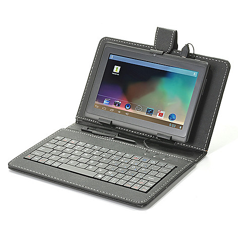 442-384 - Android™ 4.2 7'' or 9'' Tablet w/ Google Play Access, Keyboard & Software