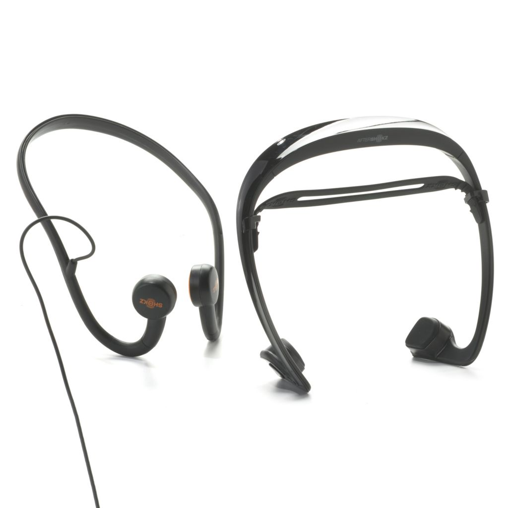 442-401 - AfterShokz® Sportz M2 & Bluez Bluetooth® Bone Conduction Headphones