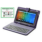 "442-411 - Android™ 4.2 10"" LCD Dual-Core 4GB Wi-Fi Tablet w/ Software & Keyboard Case"