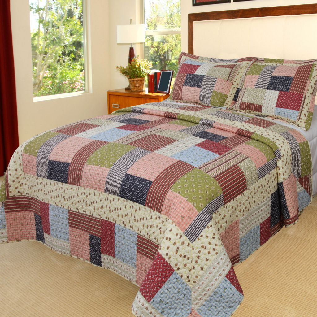442-446 - Lavish Home Quilt Set