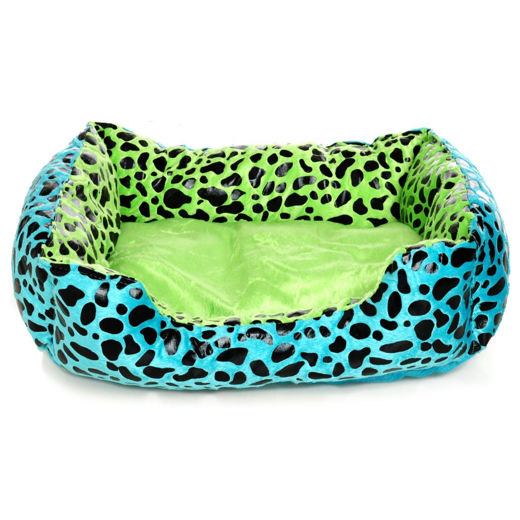 442-499 - Spotty Pooch Pen Reversible Pet Bed