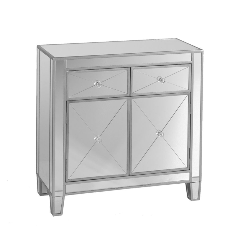 442-512 - NeuBold Home Mirrored Storage Cabinet
