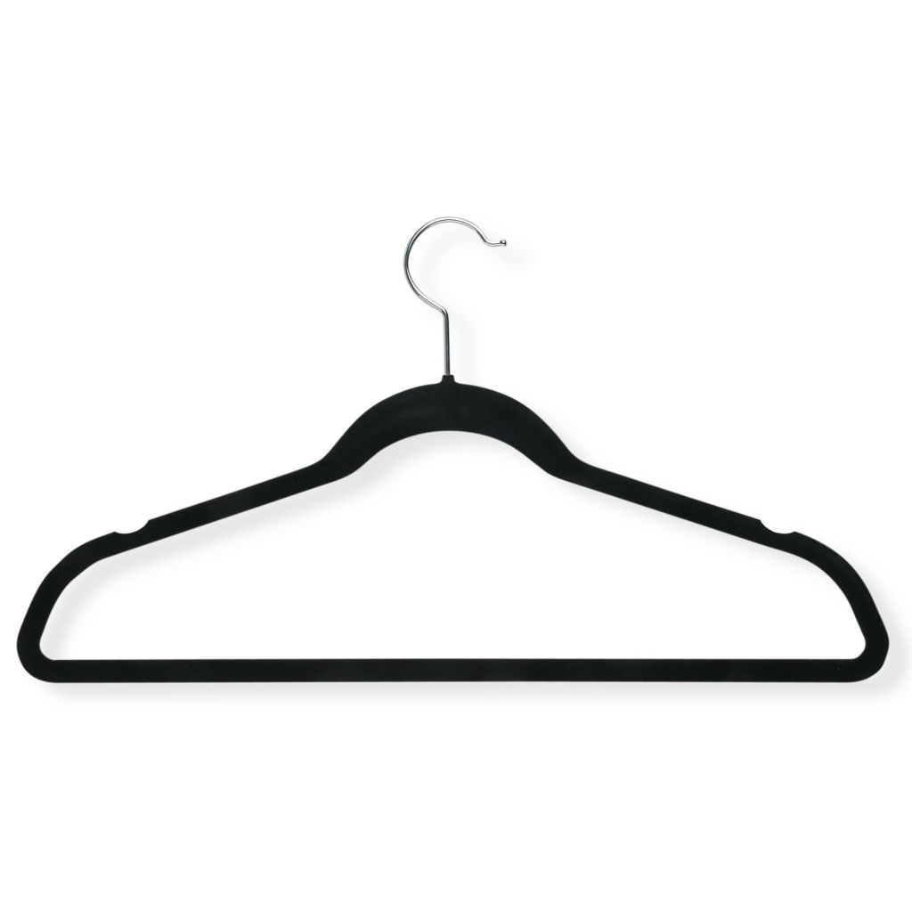 442-577 - Honey-Can-Do 50-Pack Velvet Touch Suit Hanger