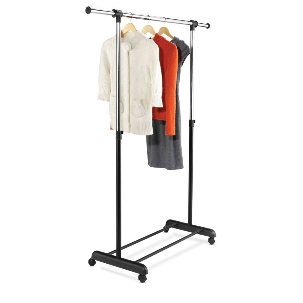 442-580 - Honey-Can-Do Expandable Garment Rack