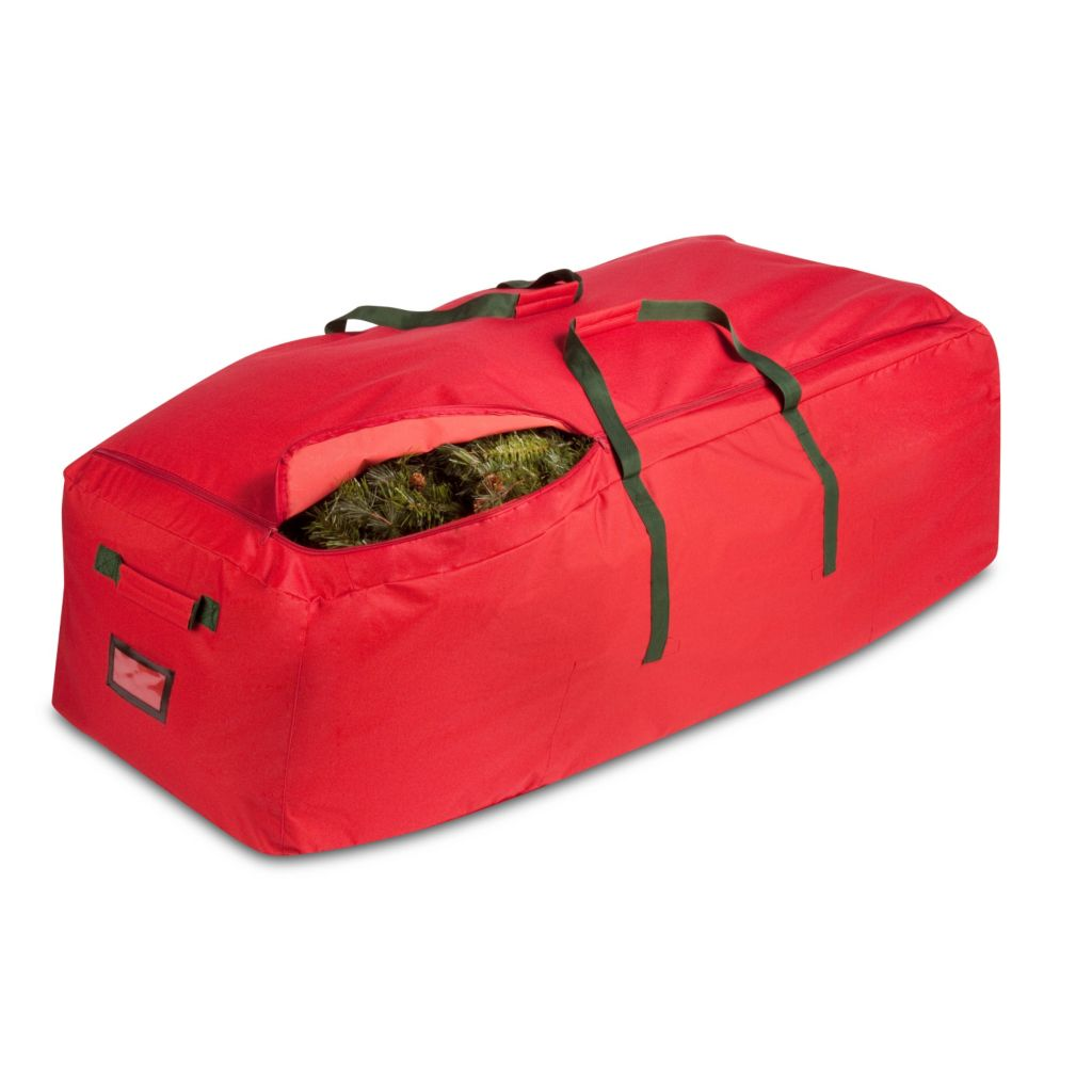 442-584 - Honey-Can-Do Canvas Artificial Tree Rolling Storage Bag