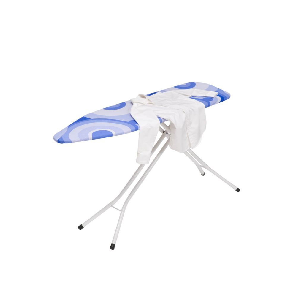 442-604 - Honey-Can-Do Four Leg Metal Ironing Board