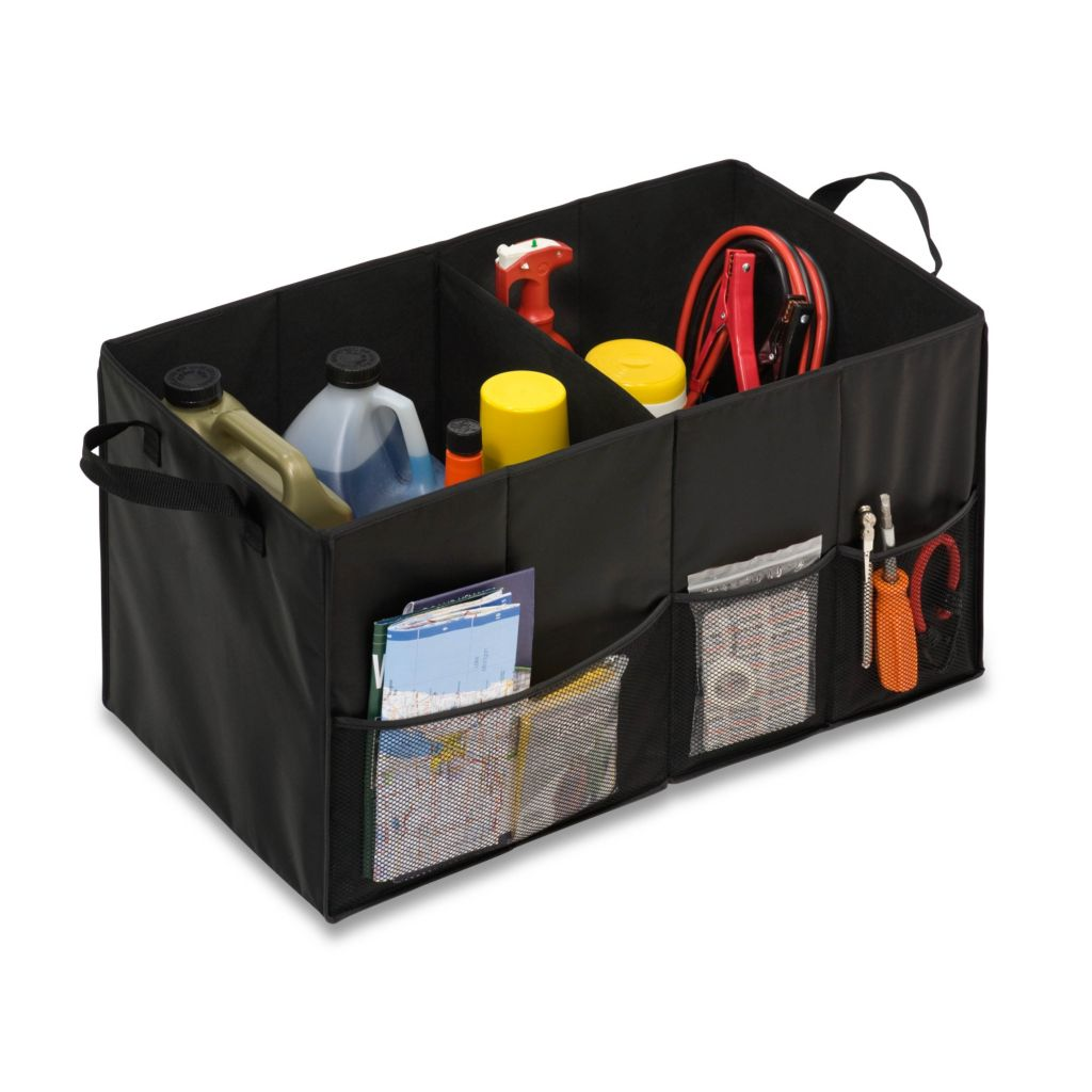 442-605 - Honey-Can-Do, Folding Trunk Organizer