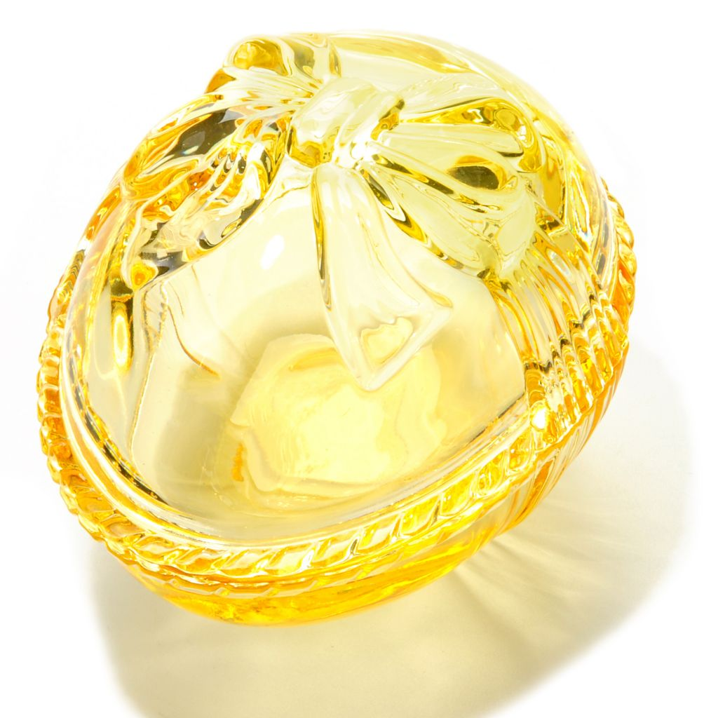 "442-616 - Marquis® by Waterford® 5.5"" Crystal Spring Egg Box"