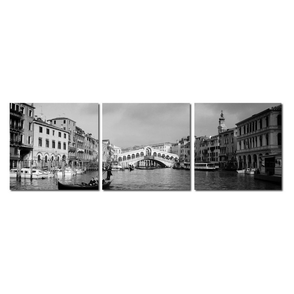 "442-667 - Baxton Studio 20"" x 20"" Mounted Photography Print Triptych"