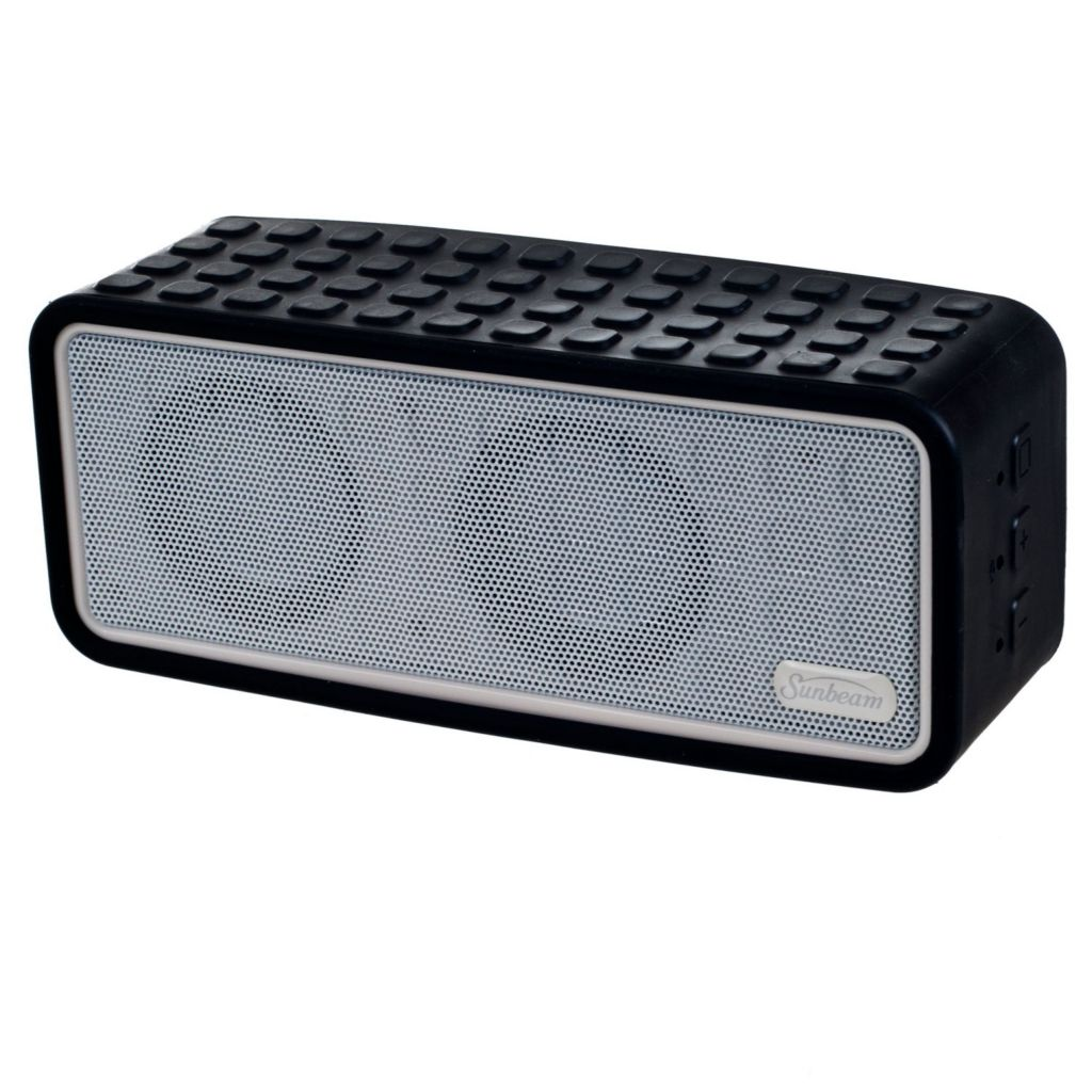 442-782 - Sunbeam Rechargeable Bluetooth® Conference Speaker w/ Microphone