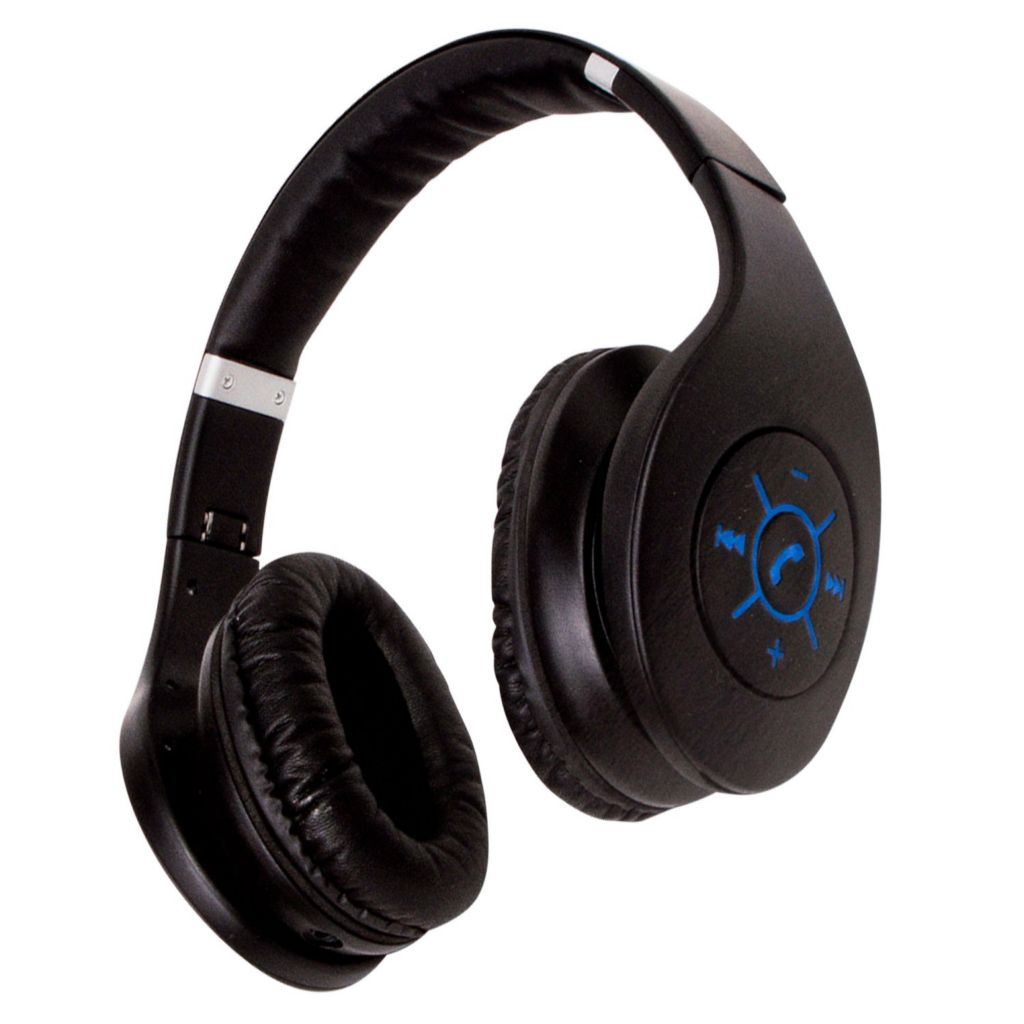 442-784 - Sunbeam Bluetooth® Foldable Stereo Headphones