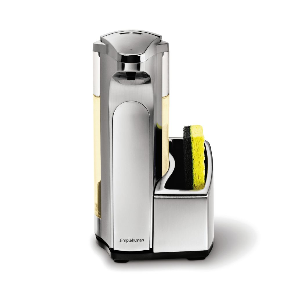 442-819 - simplehuman® 13 oz Sensor Pump & Detachable Caddy